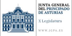 Logo Junta General del Principado de Asturias