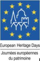 Jornadas europeas de Patrimonio 2015